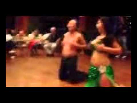sexy hot arabic belly dance in hotel
