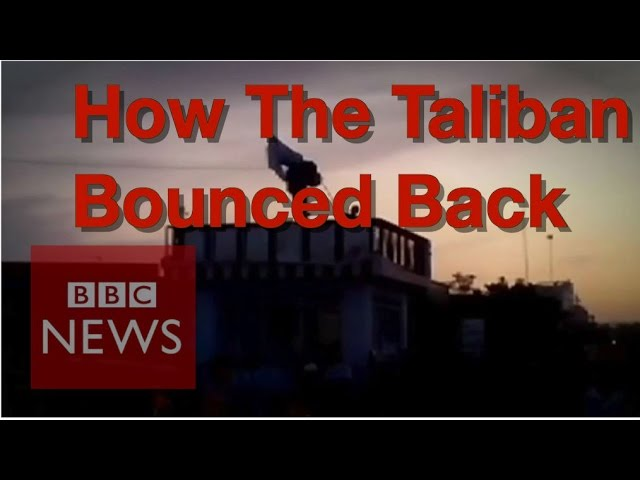 Afghanistan: How the Taliban bounced back - BBC News