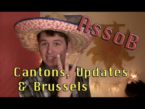 Cantons, Announcements and Brussels
