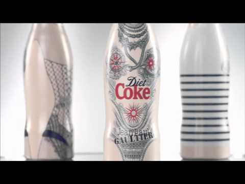 TV Commercial Diet Coke door Jean Paul Gaultier
