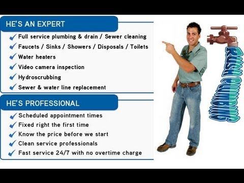 Plumber in Encino | 24 Hour Emergency Plumbing Services.
