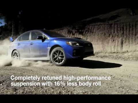 The all new 2015 Subaru WRX STi