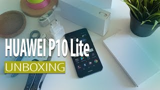 Huawei P10 Lite Unboxing