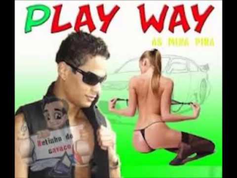 PlayWay - Apertada e Novinha (Nova) CD VERÃO 2013