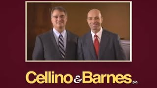 Law Firm Cellino & Barnes' Jingle Is Now Center of Viral Challenge  from Inside Edition