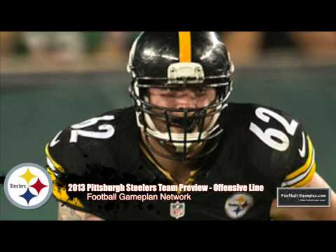 Football Gameplan's 2013 Nfl Team Preview - Pittsburgh Steelers video