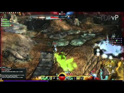 Guild Wars 2 PvP - Necromancer - Spectral Dagger Build Basics for sPvP