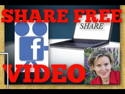 Free Screen Sharing Option and New Facebook Video Chat Option with Jane Orlov www.JaneOrlov.com