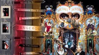 Michael Jackson - Dangerous Album Full