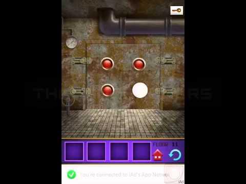 100 floors the castle level 11 walkthrough cheats youtube for 100 floor cheats level 47