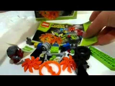 Lego Power Miners Review:Stone Chopper 2009 Part 2