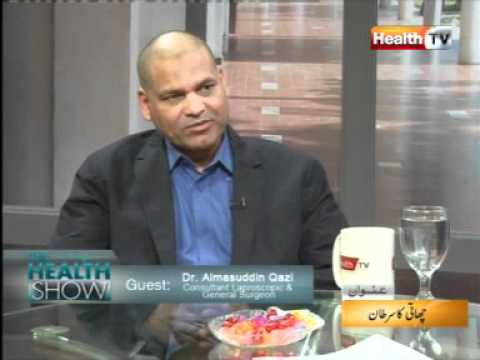 ''The Health Show'' Topic : BREAST CANCER part-4/4 (15-MAY-12) Health TV.mpg