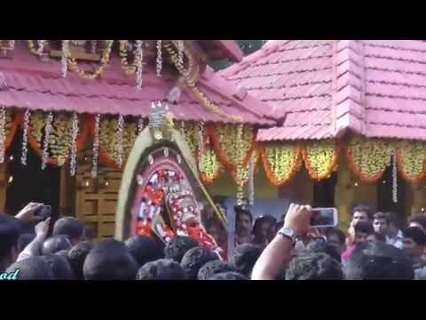 Chamundi Theyyam Nileshwar Amazing HD Video