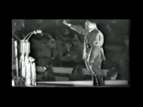 Adolfo Hitler como lider