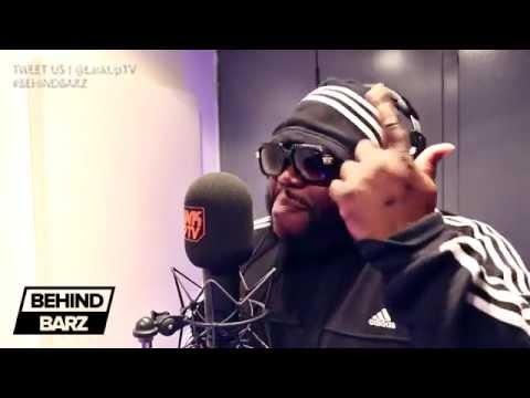 Mr Bigz - Behind Barz (Take 2) [@MrBigzOfficial] | Link Up TV