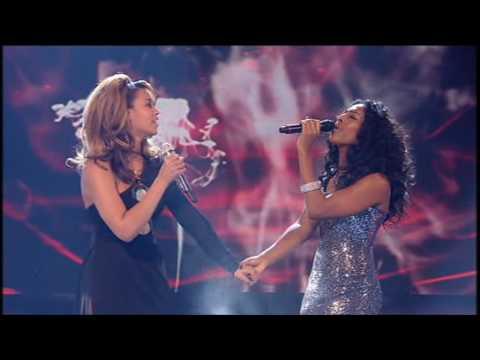 download lagu Xfactor Final 2008: Alexandra & Beyoncé gratis