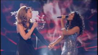 Download Lagu Xfactor final 2008: Alexandra & Beyoncé - Listen Gratis STAFABAND
