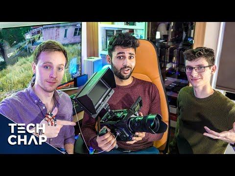 EPIC $25,000 YouTube Gaming Setup! | The Tech Chap