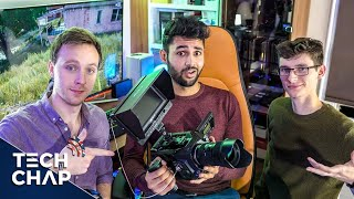 ULTIMATE $25,000 YouTube Gaming Setup! | The Tech Chap