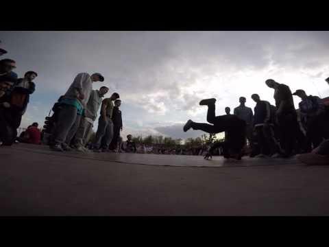 Mafia Squad vs Яркие Люди - Original Breakers Session 5 Moscow 2016