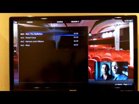 Free Cable on XBMC