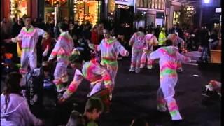 BASH-TV/BASD-TV Float in Boyertown Halloween Parade