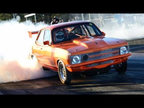 2JZ shakedown for Drag Week 2013 - Aussie Attack