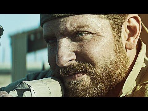 AMERICAN SNIPER Trailer Deutsch German & Kritik Review (2015)
