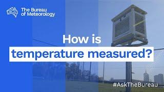 AskBOM: How is temperature measured?