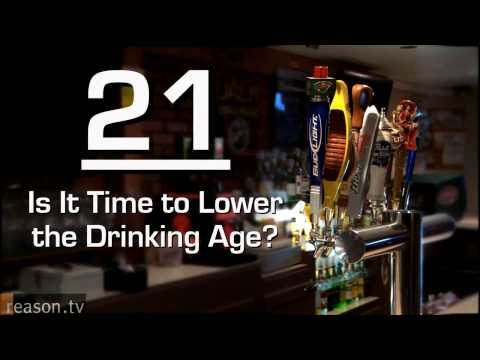the drinking age be lowered to