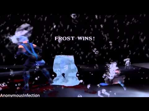 Mortal Kombat: Deadly Alliance - Frost's Fatality