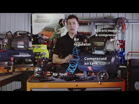Choosing an Air Compressor