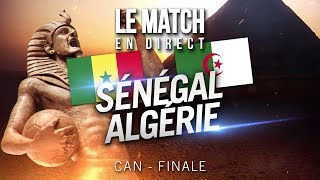 LIVE Sngal 0 1 Algrie PENALTY SENEGAL