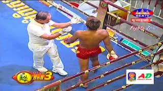 Kun Khmer, Chin Ra Vs Mai Thai Beb, SEATV boxing, 18 June 2017