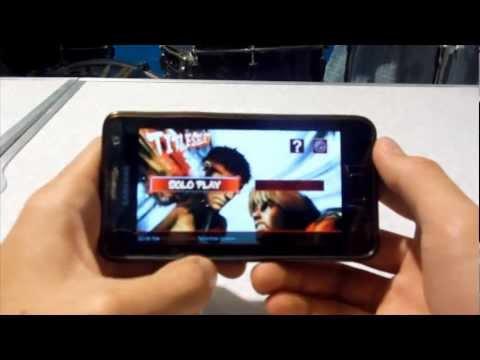 funcionando v1.00.03) Street Fighter 4 para android (apk
