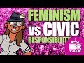 Boundary Issues: Feminism Vs Civic Accountability   HBR Talk 27