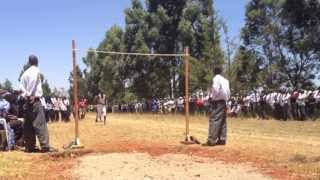 Kenyan High School High Jump (OFFICIAL)