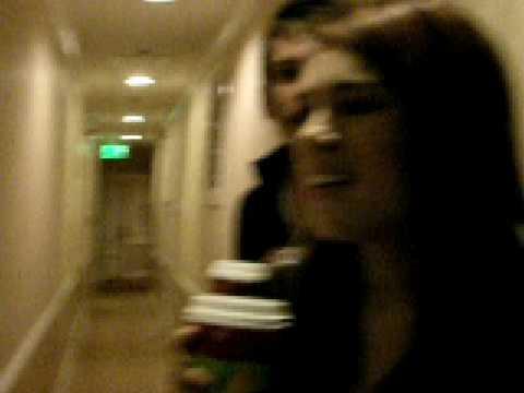 Hotel Ghost Video Room