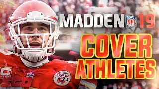 Madden NFL 19 Top 10 Cover Athletes