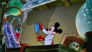 MICKEY MOUSE '' WORM TURNS'' ❤️ Classic Cartoon Disney for kids