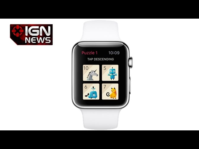 The 1st Apple Watch Game Has Been Approved - IGN News