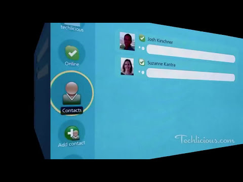 Get Skype on Your TV