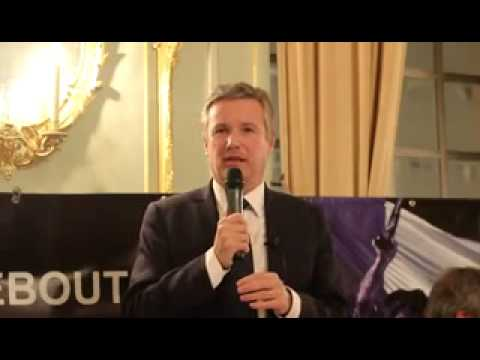 Quel futur pour l'Europe avec Nicolas Dupont-Aignan et Nigel Farage !