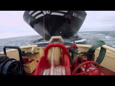 SVITZER Sines operation 2013