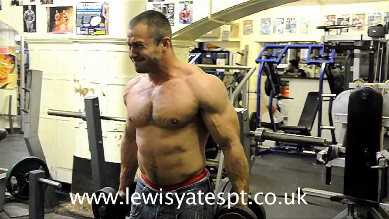 Lewis Yates Personal Trainer.mov - YouTube