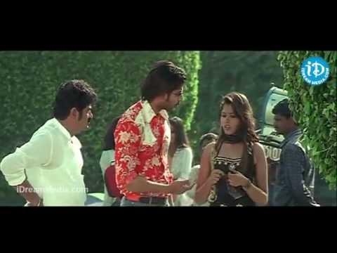 Oka V Chithram Movie - Madhu Shalini, Vamsi Krishna, Aadhi Best Scene video