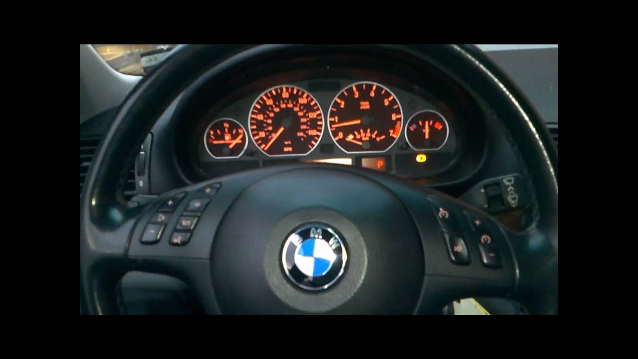 Bmw Warning Lights On Dashboard Autos Post