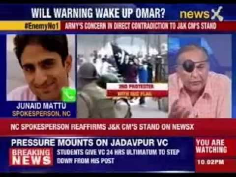 Nation at 9: Omar Abdullah soft on ISIS for votes?
