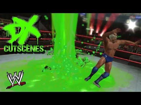 D-Generation X Cutscenes   WWE Championship
