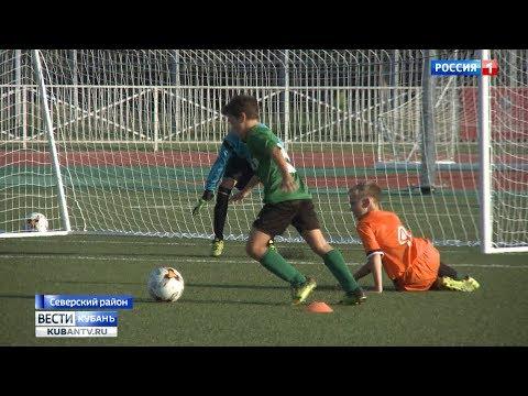 Детско-юношеский футбольный турнир «Кожаный мяч» завершился в Краснодарском крае